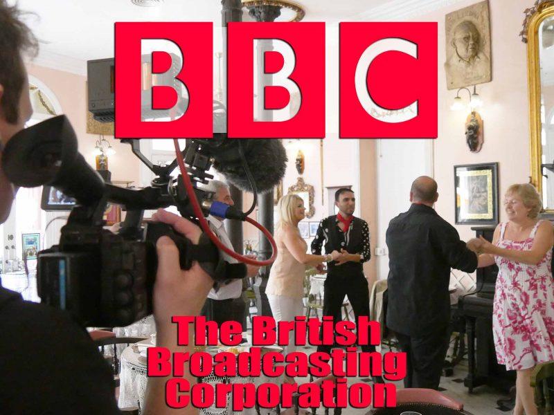 BBC en El Jardín